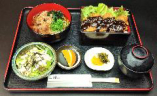 味噌ヒレカツ丼定食