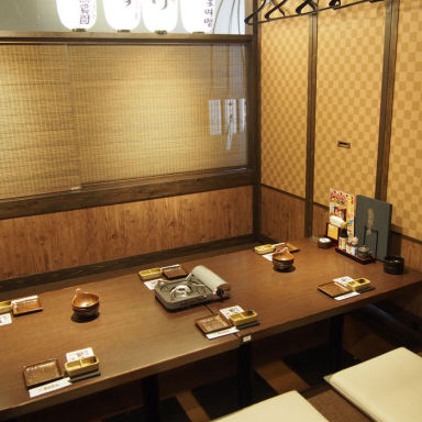 龍馬 軍鶏農場 京都駅前店 店内の画像