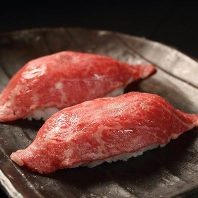 【大好評】肉寿司が美味い !!