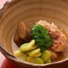 【ランチ】季節の懐石料理