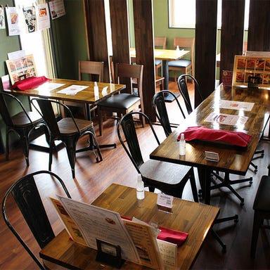 守谷 肉BAR エイティーファイブ85  店内の画像