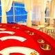 ★白亜のお屋敷に真っ赤なカジノテーブルで今宵大人気分を満喫★