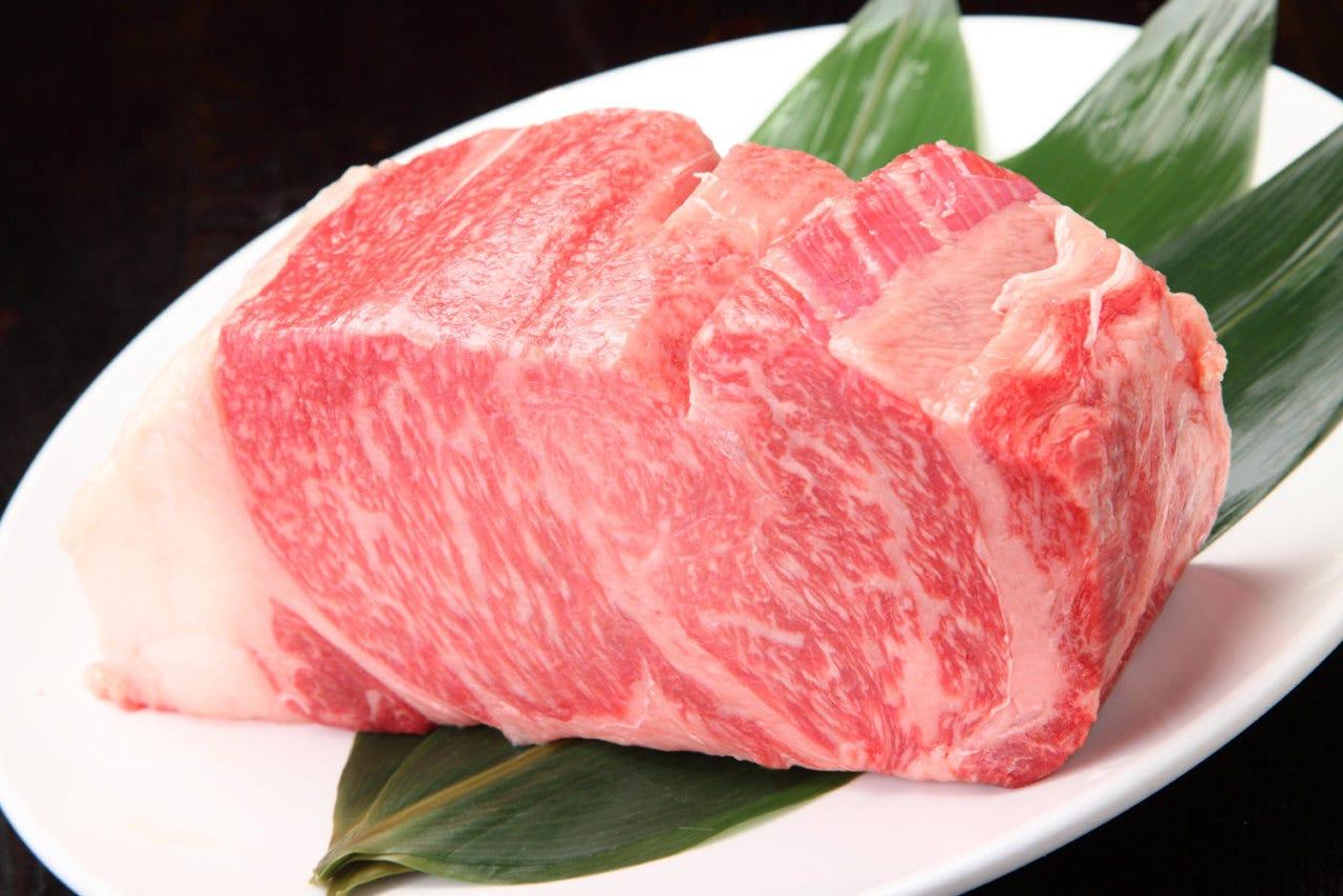肉づくしコース 12,500円~(税込)