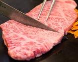 最高級黒毛和牛ステーキコース5200 円(税抜)