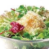 ボリュームグリーンサラダ