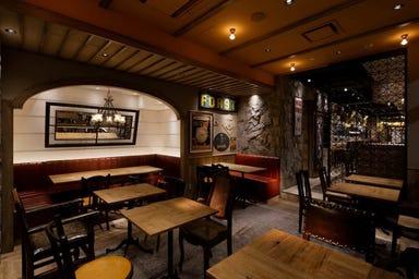ベルギービール デリリウムカフェ GINZA 店内の画像