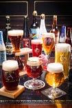 直輸入日本最大種のベルギークラフトビール樽生最大40種