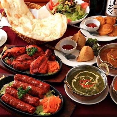 アジアンキッチン クマル 荻窪店 コースの画像