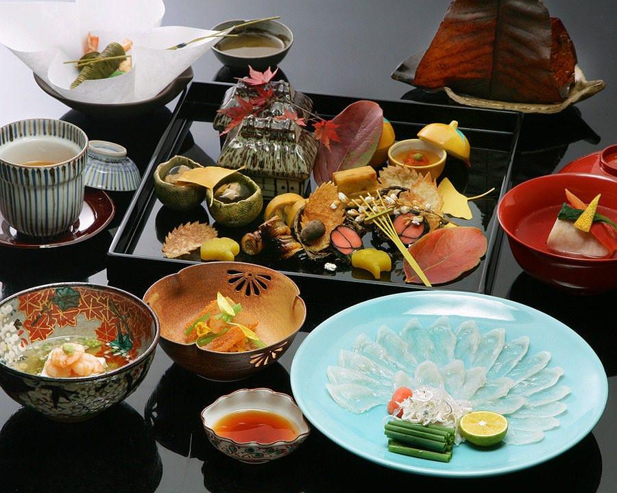 ◆季節を感じる料理長おまかせコース
