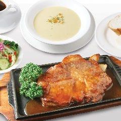 シラツユオリジナル 豚ロースステーキセット