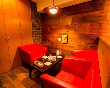f.cafe【エフカフェ】 新宿 店内の画像
