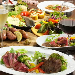 Gori×2 meat room