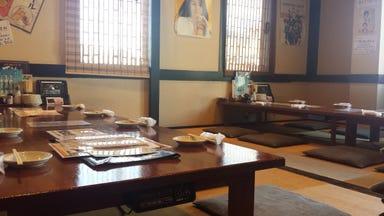 焼鳥&串揚げ食べ放題 バードキング磐田本店 店内の画像