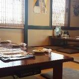個室は、座敷席・テーブル席多数ご用意しております!
