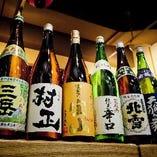 美味しい肴に美味しいお酒!ビールはもちろん!ホッピー、ハイボール、サワー、焼酎、日本酒などなど…各種揃えています!