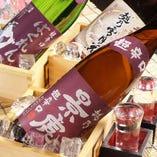 【日本酒飲み放題】 当店限定7種飲み放題を開催しております!