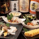 【昼宴会】 鍋コース・焼肉コース共に、満足度の高いコース