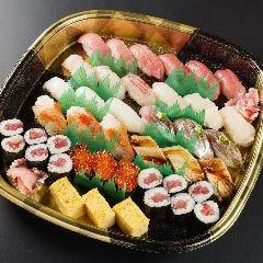 寿司盛り合わせ 石巻 2~3人前