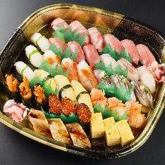 寿司盛り合わせ 伊達 2~3人前