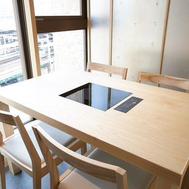 京都 瓢喜 新橋店 店内の画像