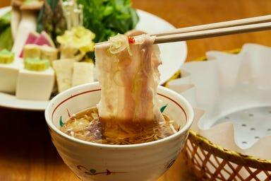 京都 瓢喜 新橋店 コースの画像