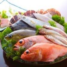 旬のお野菜、お魚を使ったご宴会はいかがですか?