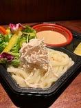 サラダ麺(ラーメン・うどん・そば)