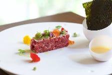 佐賀牛と季節の料理をワインと愉しむ