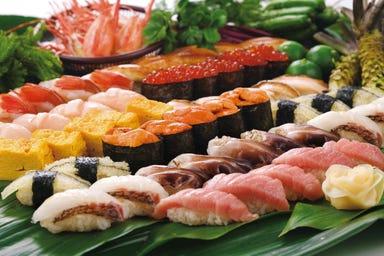 魚がし日本一 川崎店 コースの画像