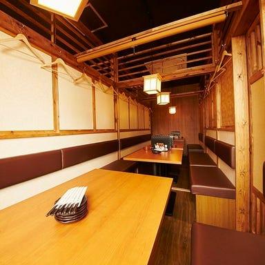 完全個室居酒屋 栞‐しおり‐ 水道橋駅前店 店内の画像