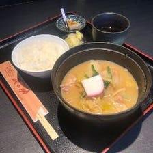 一汁一菜ランチ(いちじゅういっさい)