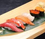 握り寿司 6貫