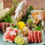 【料理長の熟練技】 見た目にも美しい絶品料理をお愉しみ下さい