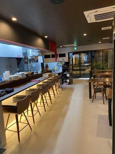 restaurant&bar HARAMIYA  店内の画像