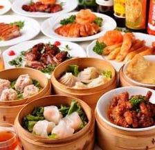【2時間食べ飲み放題】安心安全なオーダー式中華料理86種&ドリンク80種♪2980円(税抜)|忘年会・宴会