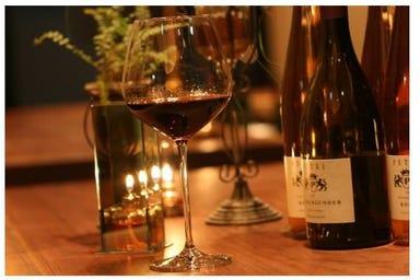 ドイツワインバー ゆううん赤坂  こだわりの画像