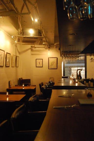ドイツワインバー ゆううん赤坂  店内の画像