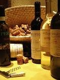 Glass Wine  (グラスワイン) 常時9~10種