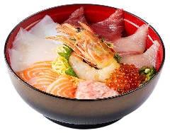 海鮮丼・天ぷら 博多 喜水丸 イオンモール直方店