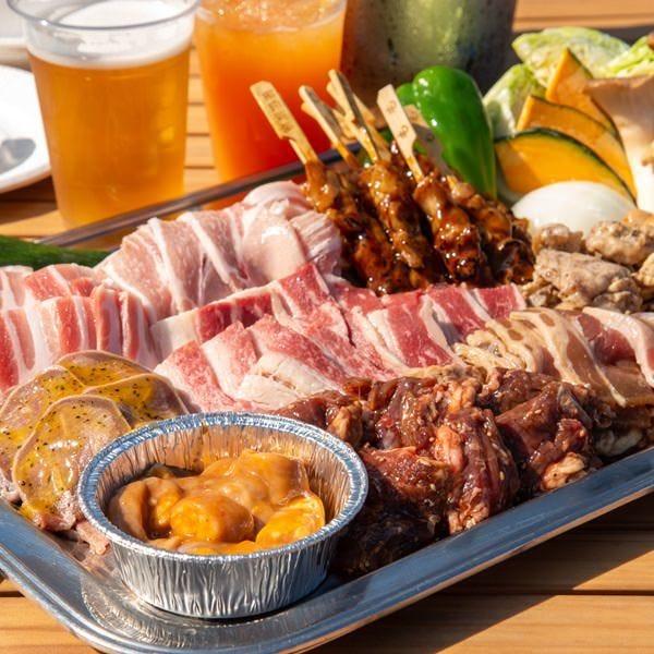 Seafood & Grill YAKIYA(ヤキヤ)八景島の画像