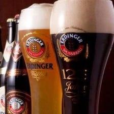 ドイツの生ビール・ドイツ料理