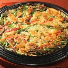 本格韓国料理も楽しめる♪