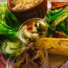 ムサシノ野菜食堂 miluna-na