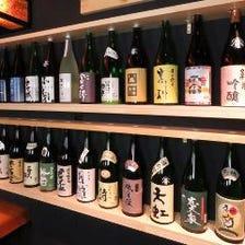 ■絶妙な味わい…静岡の地酒に舌鼓