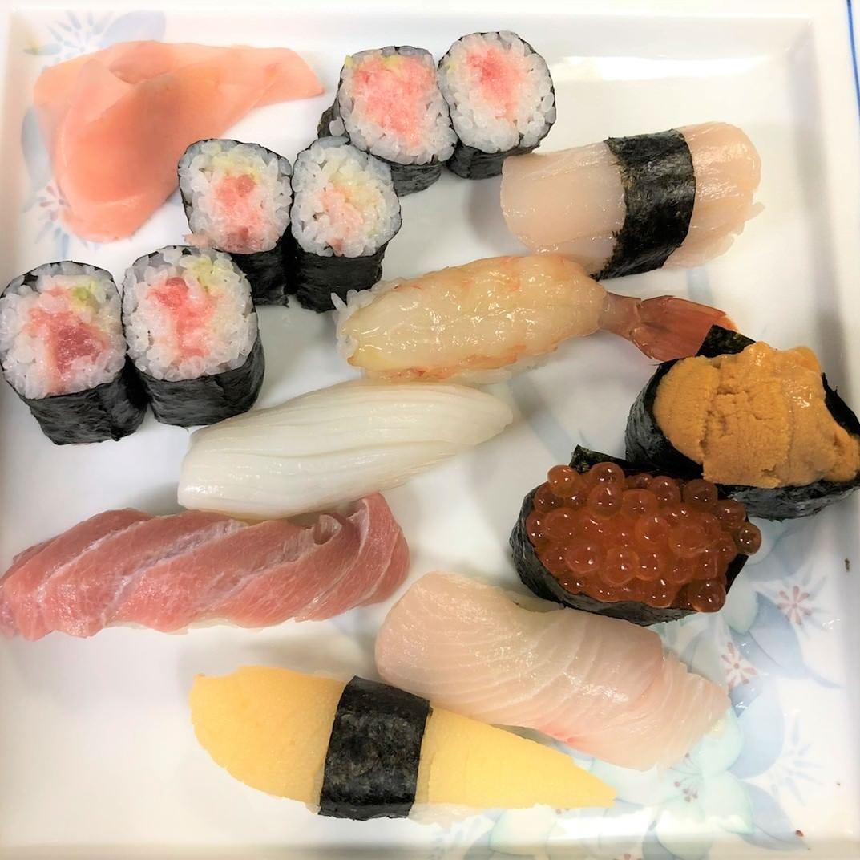 気軽に立ち寄れる本格お寿司