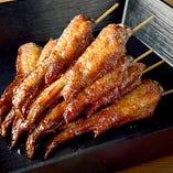 【串料理】 ジューシーでやわらかい焼き串は全品1本109円(税込)