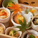 素材味を最大限に活かした和食の真髄をお楽しみください