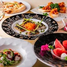 【2H飲み放題】歓送迎会に最適な大皿パーティープラン<全6品>