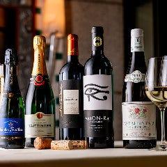 世界各国の厳選ワイン30種以上