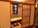 3階掘りごたつ個室